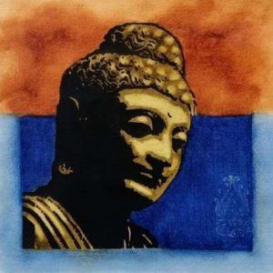 Buddha1 by Ramesh Terdal