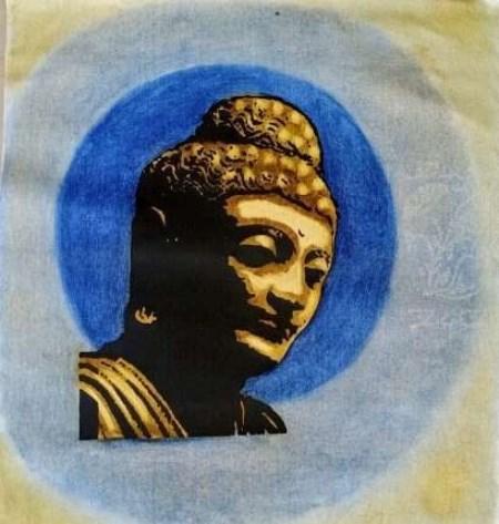 Buddha 3 by Ramesh Terdal