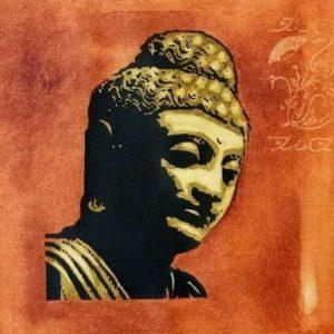 Buddha 4 by Ramesh Terdal