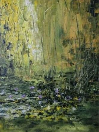 Enchantment of Lotus 2 by Kayalvizhi Sethukarasu