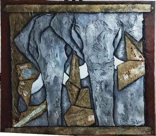 Tuskers by Isha Philips