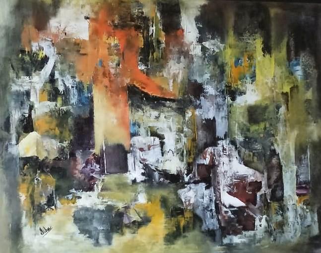 Untitled 4 by Isha Phillips