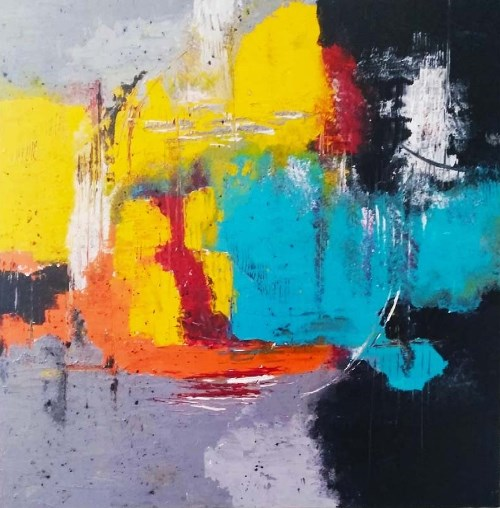 Colourful World by Sarika Singh