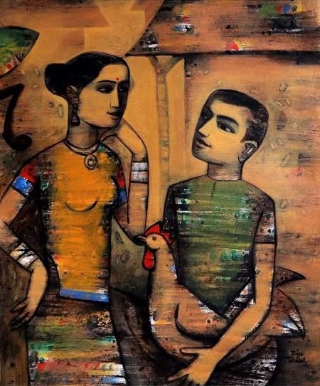 Company by Raju Terdal
