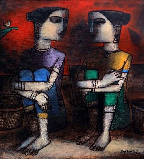 Friend by Raju Terdal